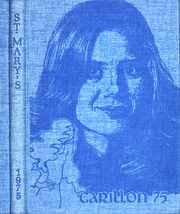 1975 Edition, St Marys Episcopal School - Carillon Yearbook (Memphis, TN)