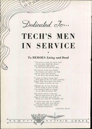 Page 12, 1943 Edition, Tennessee Technological University - Eagle Yearbook (Cookeville, TN) online yearbook collection