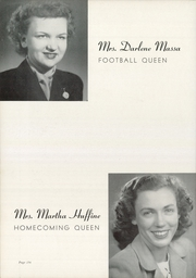 Page 164, 1949 Edition, Tennessee Technological University - Eagle Yearbook (Cookeville, TN) online yearbook collection