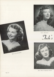 Page 166, 1949 Edition, Tennessee Technological University - Eagle Yearbook (Cookeville, TN) online yearbook collection