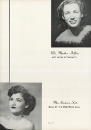 Page 168, 1949 Edition, Tennessee Technological University - Eagle Yearbook (Cookeville, TN) online yearbook collection