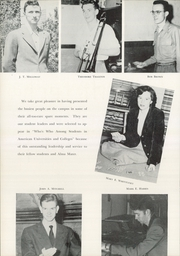 Page 172, 1949 Edition, Tennessee Technological University - Eagle Yearbook (Cookeville, TN) online yearbook collection