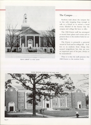 Page 12, 1960 Edition, Tennessee Technological University - Eagle Yearbook (Cookeville, TN) online yearbook collection