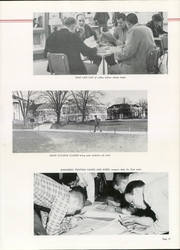 Page 15, 1960 Edition, Tennessee Technological University - Eagle Yearbook (Cookeville, TN) online yearbook collection