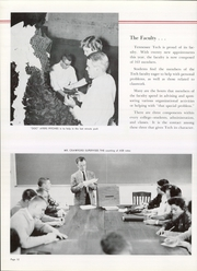 Page 16, 1960 Edition, Tennessee Technological University - Eagle Yearbook (Cookeville, TN) online yearbook collection