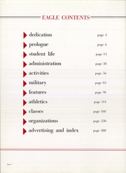 Page 6, 1960 Edition, Tennessee Technological University - Eagle Yearbook (Cookeville, TN) online yearbook collection
