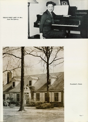 Page 11, 1961 Edition, Tennessee Technological University - Eagle Yearbook (Cookeville, TN) online yearbook collection