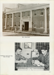 Page 13, 1961 Edition, Tennessee Technological University - Eagle Yearbook (Cookeville, TN) online yearbook collection