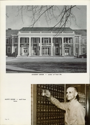 Page 14, 1961 Edition, Tennessee Technological University - Eagle Yearbook (Cookeville, TN) online yearbook collection