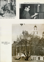 Page 15, 1961 Edition, Tennessee Technological University - Eagle Yearbook (Cookeville, TN) online yearbook collection
