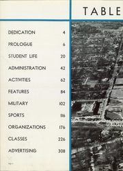 Page 6, 1961 Edition, Tennessee Technological University - Eagle Yearbook (Cookeville, TN) online yearbook collection