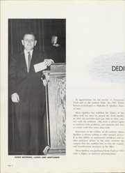 Page 8, 1961 Edition, Tennessee Technological University - Eagle Yearbook (Cookeville, TN) online yearbook collection