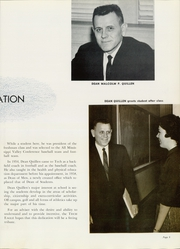 Page 9, 1961 Edition, Tennessee Technological University - Eagle Yearbook (Cookeville, TN) online yearbook collection