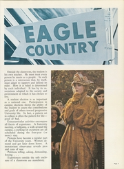 Page 11, 1970 Edition, Tennessee Technological University - Eagle Yearbook (Cookeville, TN) online yearbook collection