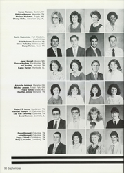 Page 100, 1988 Edition, Freed Hardeman University - Treasure Chest Yearbook (Henderson, TN) online yearbook collection