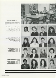 Page 102, 1988 Edition, Freed Hardeman University - Treasure Chest Yearbook (Henderson, TN) online yearbook collection