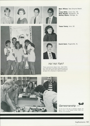 Page 105, 1988 Edition, Freed Hardeman University - Treasure Chest Yearbook (Henderson, TN) online yearbook collection