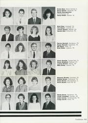 Freed Hardeman University - Treasure Chest Yearbook (Henderson, TN) online yearbook collection, 1988 Edition, Page 107