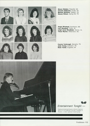 Page 119, 1988 Edition, Freed Hardeman University - Treasure Chest Yearbook (Henderson, TN) online yearbook collection