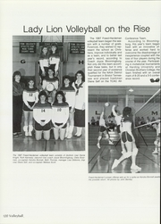 Page 124, 1988 Edition, Freed Hardeman University - Treasure Chest Yearbook (Henderson, TN) online yearbook collection