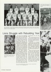 Page 128, 1988 Edition, Freed Hardeman University - Treasure Chest Yearbook (Henderson, TN) online yearbook collection