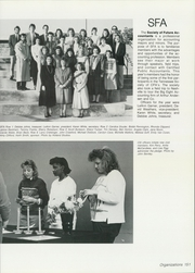 Page 155, 1988 Edition, Freed Hardeman University - Treasure Chest Yearbook (Henderson, TN) online yearbook collection
