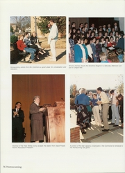 Page 20, 1988 Edition, Freed Hardeman University - Treasure Chest Yearbook (Henderson, TN) online yearbook collection