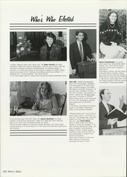Page 206, 1988 Edition, Freed Hardeman University - Treasure Chest Yearbook (Henderson, TN) online yearbook collection