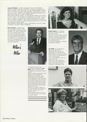 Page 208, 1988 Edition, Freed Hardeman University - Treasure Chest Yearbook (Henderson, TN) online yearbook collection