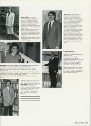 Page 209, 1988 Edition, Freed Hardeman University - Treasure Chest Yearbook (Henderson, TN) online yearbook collection