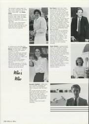 Page 210, 1988 Edition, Freed Hardeman University - Treasure Chest Yearbook (Henderson, TN) online yearbook collection