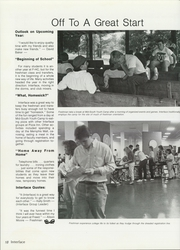 Page 22, 1988 Edition, Freed Hardeman University - Treasure Chest Yearbook (Henderson, TN) online yearbook collection