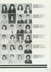 Page 89, 1988 Edition, Freed Hardeman University - Treasure Chest Yearbook (Henderson, TN) online yearbook collection