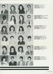 Page 93, 1988 Edition, Freed Hardeman University - Treasure Chest Yearbook (Henderson, TN) online yearbook collection