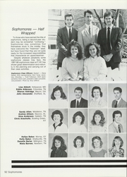 Page 96, 1988 Edition, Freed Hardeman University - Treasure Chest Yearbook (Henderson, TN) online yearbook collection