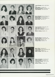 Page 97, 1988 Edition, Freed Hardeman University - Treasure Chest Yearbook (Henderson, TN) online yearbook collection