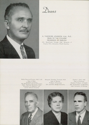 Page 14, 1949 Edition, Rhodes College - Lynx Yearbook (Memphis, TN) online yearbook collection