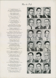 Page 15, 1949 Edition, Rhodes College - Lynx Yearbook (Memphis, TN) online yearbook collection