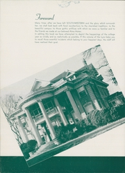 Page 8, 1949 Edition, Rhodes College - Lynx Yearbook (Memphis, TN) online yearbook collection