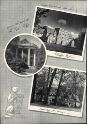 Page 12, 1950 Edition, Rhodes College - Lynx Yearbook (Memphis, TN) online yearbook collection