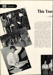 Page 16, 1950 Edition, Rhodes College - Lynx Yearbook (Memphis, TN) online yearbook collection