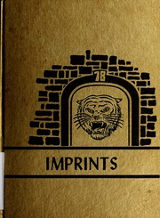 1978 Edition, Hixson Junior High School - Imprints Yearbook (Hixson, TN)