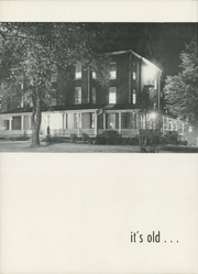 Page 10, 1954 Edition, Carson Newman College - Appalachian Yearbook (Jefferson City, TN) online yearbook collection