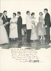 Page 15, 1954 Edition, Carson Newman College - Appalachian Yearbook (Jefferson City, TN) online yearbook collection