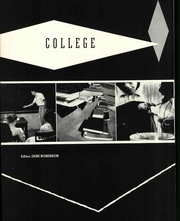 Page 14, 1960 Edition, Carson Newman College - Appalachian Yearbook (Jefferson City, TN) online yearbook collection