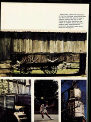 Page 12, 1977 Edition, Carson Newman College - Appalachian Yearbook (Jefferson City, TN) online yearbook collection