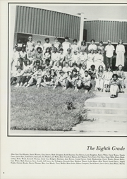 Page 12, 1980 Edition, Caywood Junior High School - Fighting Minutemen Yearbook (Lexington, TN) online yearbook collection