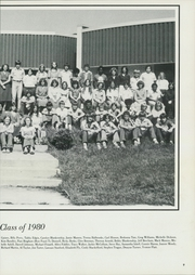Page 13, 1980 Edition, Caywood Junior High School - Fighting Minutemen Yearbook (Lexington, TN) online yearbook collection