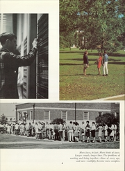 Page 10, 1970 Edition, University of Tennessee Martin - Spirit Yearbook (Martin, TN) online yearbook collection