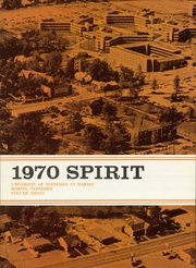 Page 6, 1970 Edition, University of Tennessee Martin - Spirit Yearbook (Martin, TN) online yearbook collection